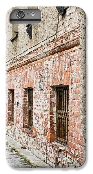 Dungeon iPhone 6 Plus Case - Derelict Building by Tom Gowanlock