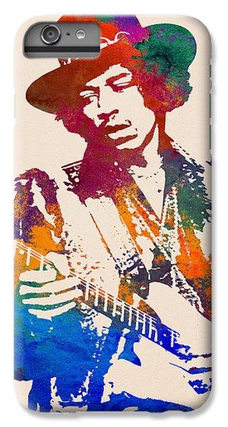 Jimi Hendrix IPhone 6 Plus Case