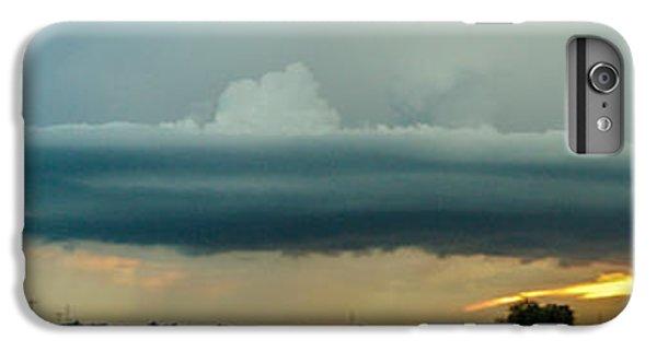 Nebraskasc iPhone 6 Plus Case - Mid Season Nebraska Supercell by NebraskaSC
