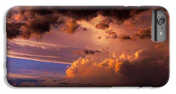 Nebraskasc iPhone 6 Plus Case - Nebraska Hp Supercell Sunset by NebraskaSC