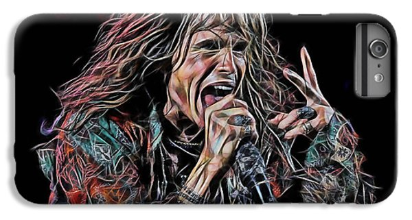 Steven Tyler Collection IPhone 6 Plus Case by Marvin Blaine