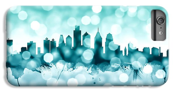 Philadelphia Pennsylvania Skyline IPhone 6 Plus Case