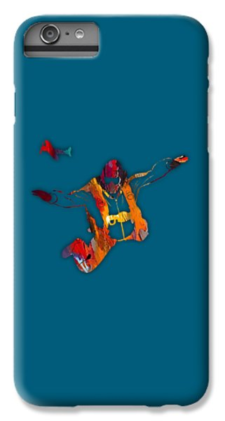 Skydiving Collection IPhone 6 Plus Case
