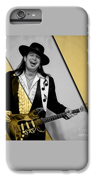 Stevie Ray Vaughan Collection IPhone 6 Plus Case by Marvin Blaine