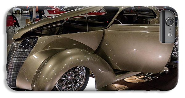 IPhone 6 Plus Case featuring the photograph 1937 Ford Coupe by Randy Scherkenbach