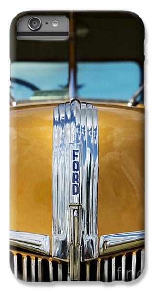 1941 Ford Pick Up  IPhone 6 Plus Case by Tim Gainey