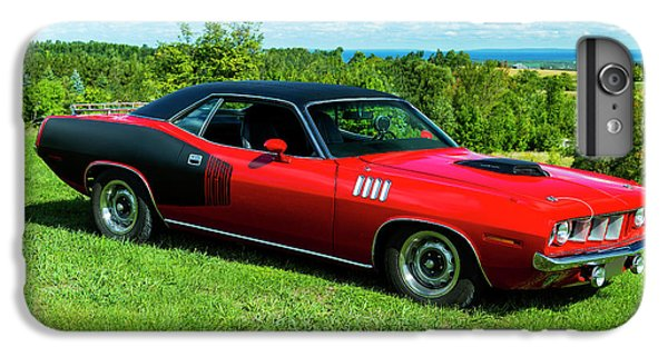 1971 Plymouth IPhone 6 Plus Case by Performance Image