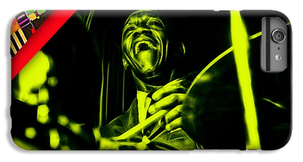 Art Blakey Collection IPhone 6 Plus Case by Marvin Blaine