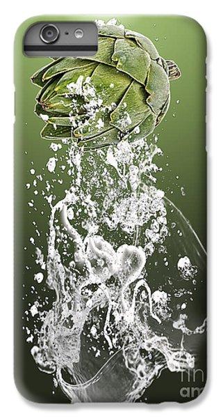 Artichoke Splash IPhone 6 Plus Case