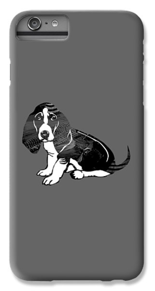 Beagle Collection IPhone 6 Plus Case by Marvin Blaine