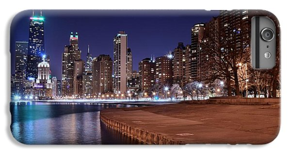 Chicago From The North IPhone 6 Plus Case by Frozen in Time Fine Art Photography