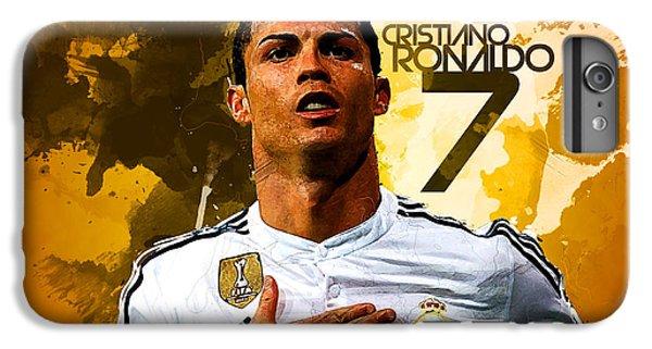 Cristiano Ronaldo IPhone 6 Plus Case