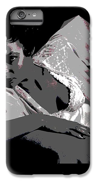 Dorothy Jean Dandridge IPhone 6 Plus Case by Charles Shoup