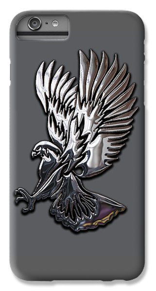 Animals iPhone 6 Plus Case - Eagle Collection by Marvin Blaine