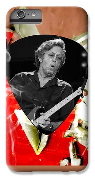 Eric Clapton Art IPhone 6 Plus Case