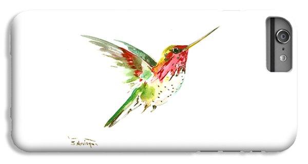 Flying Hummingbird IPhone 6 Plus Case