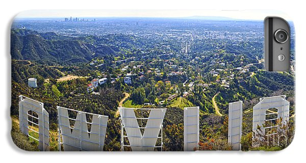 Iconic Hollywood  IPhone 6 Plus Case by Art K