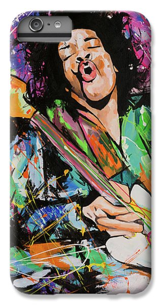 Jimi Hendrix IPhone 6 Plus Case