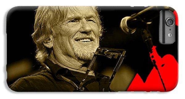 Kris Kristofferson Collection IPhone 6 Plus Case