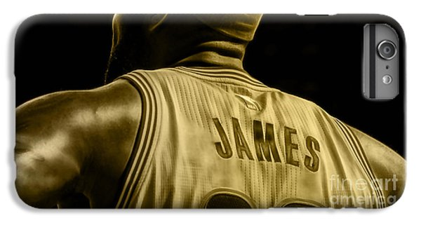 Lebron James Collection IPhone 6 Plus Case
