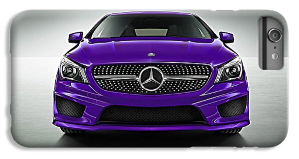 Mercedes Cla Class Coupe Collection IPhone 6 Plus Case by Marvin Blaine