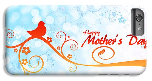 Design iPhone 6 Plus Case - Mother's Day by Maye Loeser