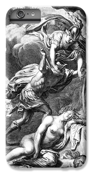 Mythology: Perseus IPhone 6 Plus Case by Granger
