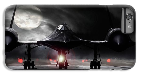 Blackbird iPhone 6 Plus Case - Night Moves by Peter Chilelli
