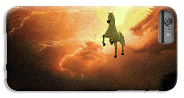 Pegasus By Mary Bassett IPhone 6 Plus Case