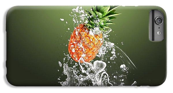 Pineapple Splash IPhone 6 Plus Case