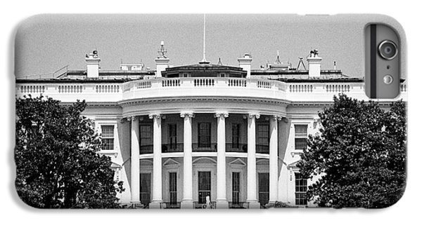 Whitehouse iPhone 6 Plus Case - south facade of the white house Washington DC USA by Joe Fox