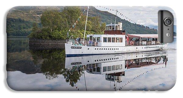 Steamship Sir Walter Scott On Loch Katrine IPhone 6 Plus Case