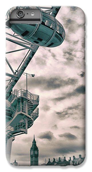 The London Eye IPhone 6 Plus Case by Martin Newman