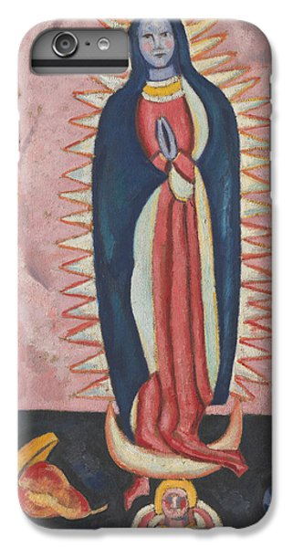 The Virgin Of Guadalupe IPhone 6 Plus Case