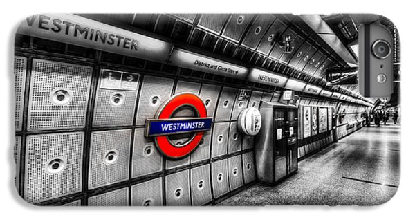 Underground London IPhone 6 Plus Case by David Pyatt