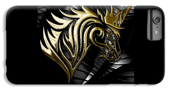 Unicorn Collection IPhone 6 Plus Case by Marvin Blaine