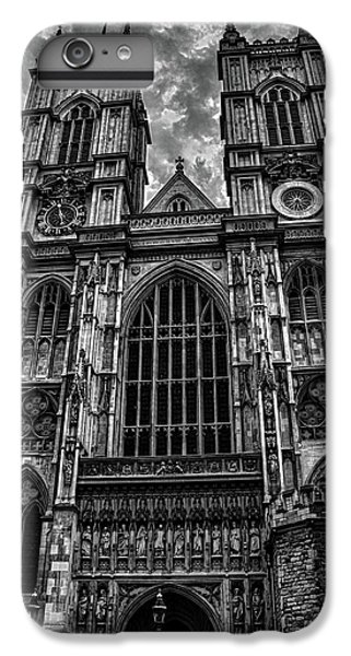 Westminster Abbey IPhone 6 Plus Case by Martin Newman