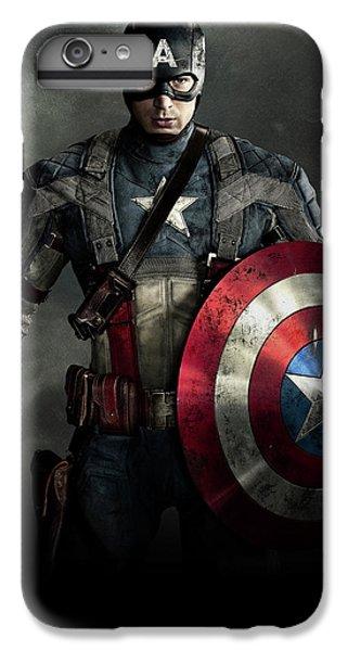 Captain America Civil War 2016 IPhone 6 Plus Case