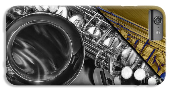 Saxophone Collection IPhone 6 Plus Case by Marvin Blaine
