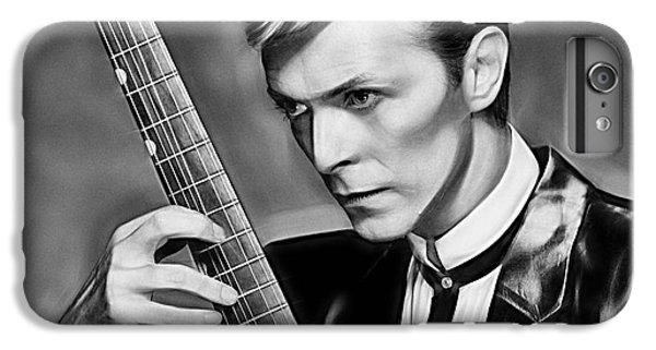 David Bowie Collection IPhone 6 Plus Case