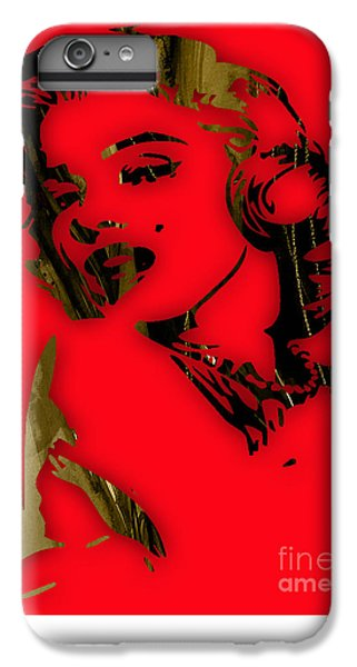 Marilyn Monroe Collection IPhone 6 Plus Case by Marvin Blaine