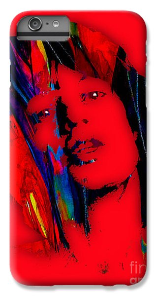 Mick Jagger Collection IPhone 6 Plus Case