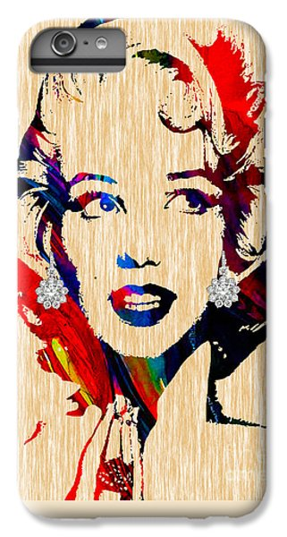 Marilyn Monroe Collection IPhone 6 Plus Case