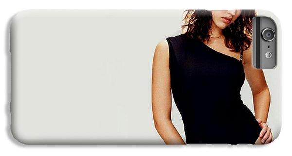 2966 Celebrity Jessica Alba  IPhone 6 Plus Case