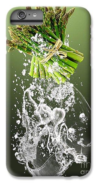 Asparagus Splash IPhone 6 Plus Case