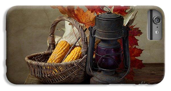Vegetables iPhone 6 Plus Case - Autumn by Nailia Schwarz