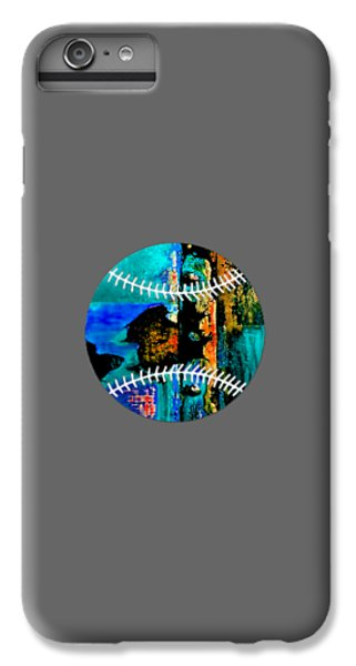 Baseball Collection IPhone 6 Plus Case