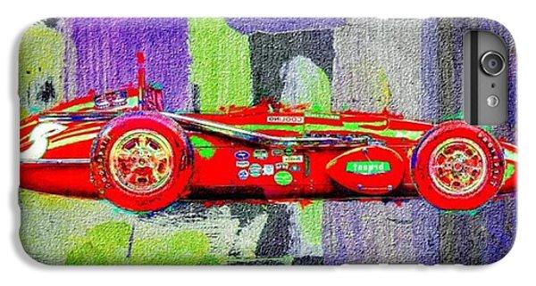Classic iPhone 6 Plus Case - #car #sportscar #racecar #nascar by David Haskett II