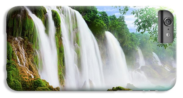 Detian Waterfall IPhone 6 Plus Case