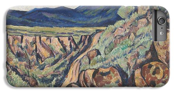 Landscape, New Mexico IPhone 6 Plus Case